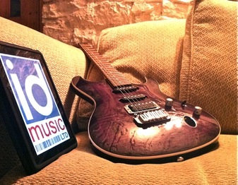 id music ltd guitar & ipad